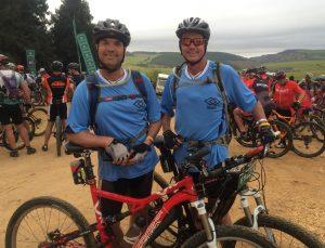 Chris & Lance Porter - day 1 sani2c
