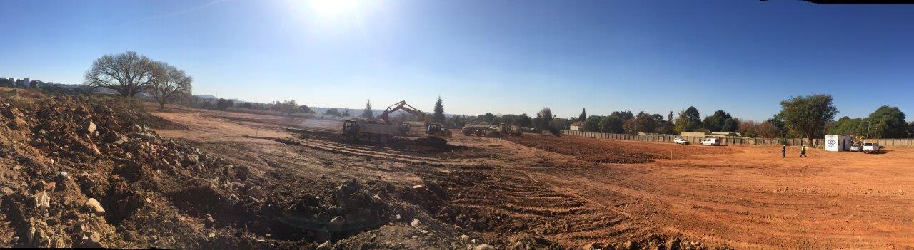 Fairlands site