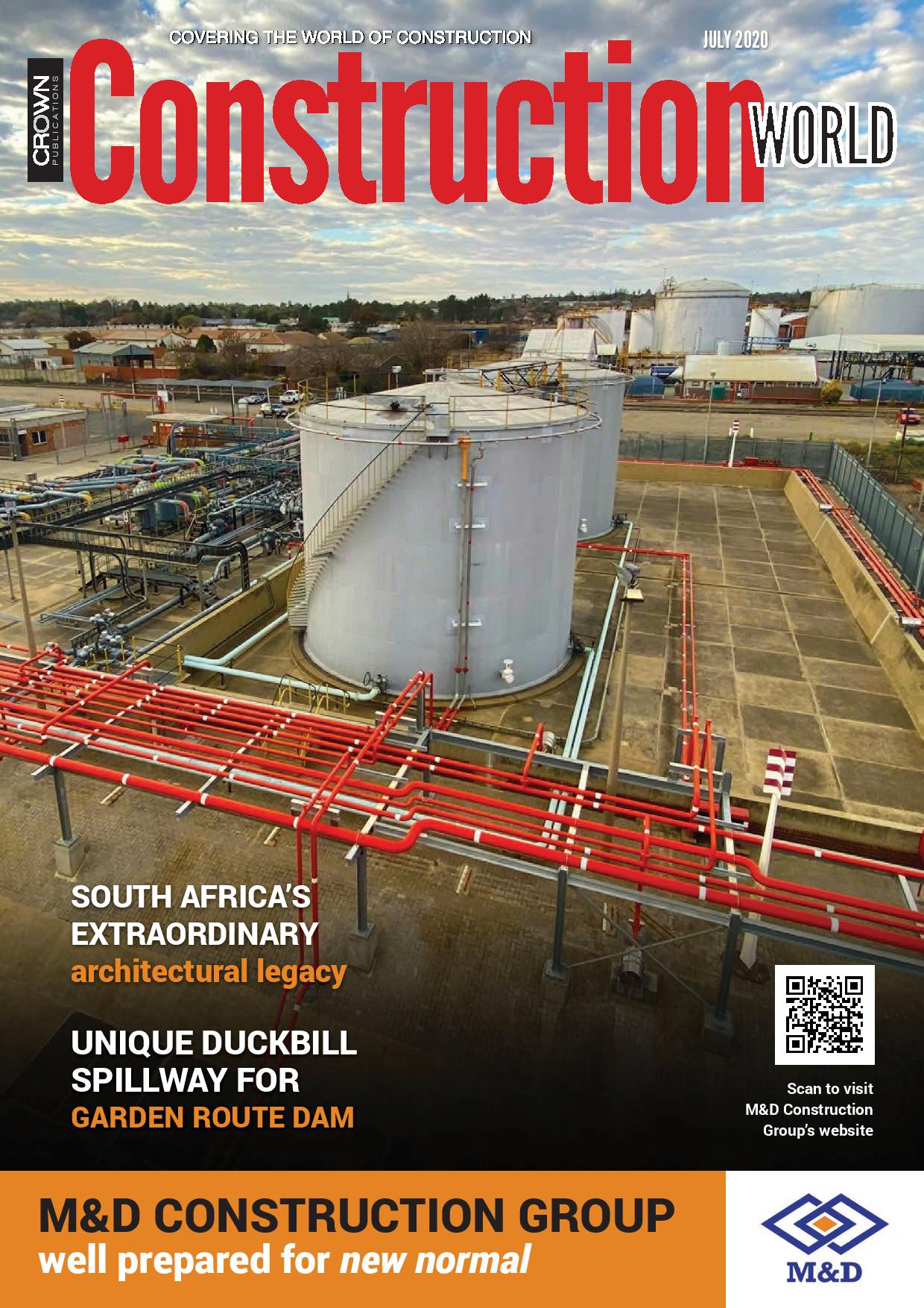 Construction World Cover